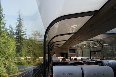 VIA Rail Viewcar