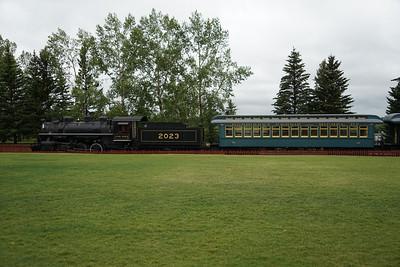 Heritage Park, Calgary, AB
