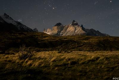 Chile, Torres del Paine