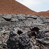 Ecuador, Galápagos, Santiago: Driblett cones / hornitos.