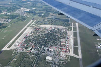 Randolph Air Force Base, San Antonio, Texas