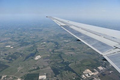 Airborne - Atlanta to San Antonio