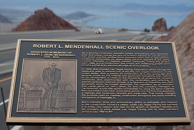 Robert L Mendenhall Scenic Overlook