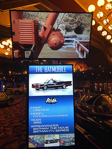 Gold Strike Hotel and Gambling Hall Vehicle Exhibit