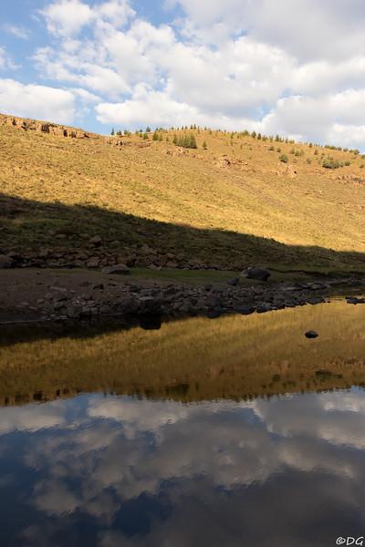 Lesotho, Maseru District, Semonkong