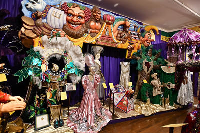 Mardi Gras Museum, Lake Charles, Louisana