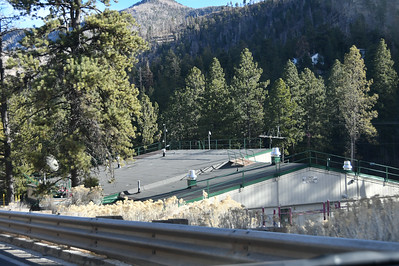 Mount Charleston - Lundy Elementary School
