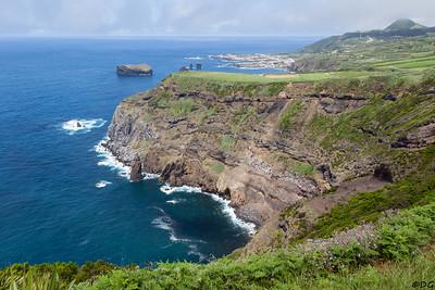 Portugal, Azores, São Miguel, Ponta do Escalvado