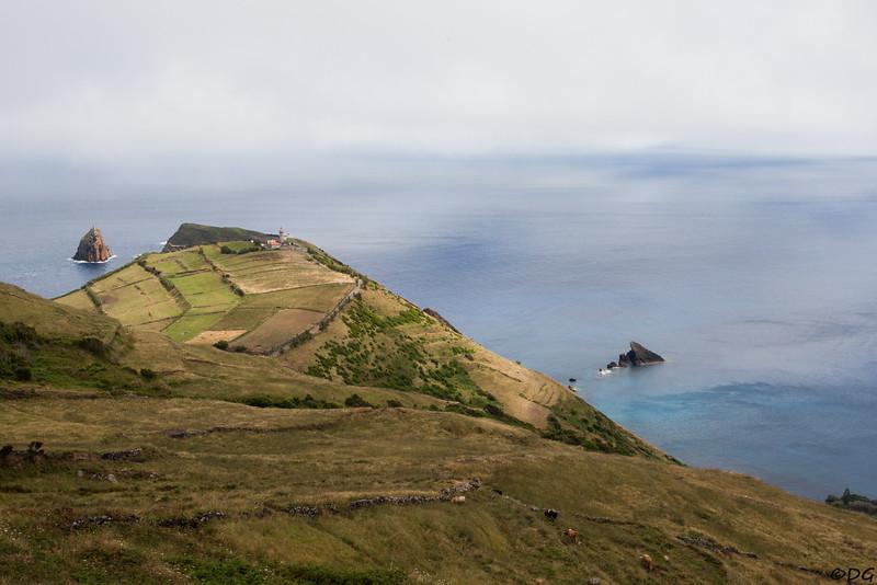 Portugal, Azores, Graciosa, Ponta da Restinga
