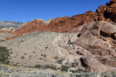 Red Rock Canyon - Calico 1