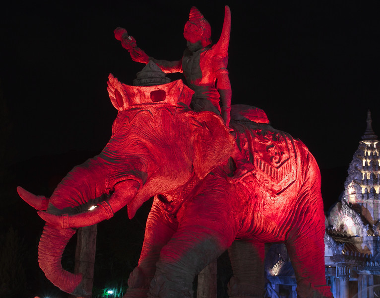 The Palace of the Elephants, FantaSea, Kamala, Thailand