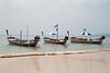 Three Longtails, Bang Tao Beach
