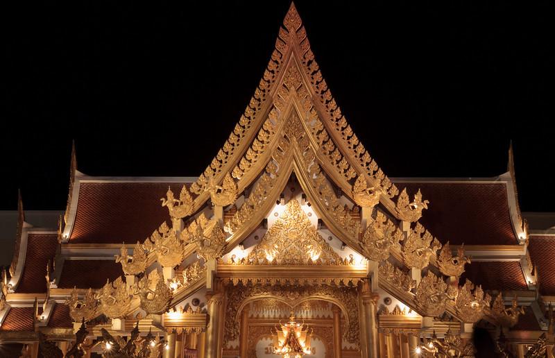 Golden Kinnaree Restaurant, FantaSea, Kamala, Thailand
