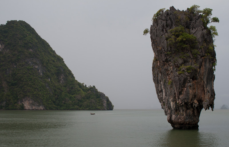 Khao Tapu (James Bond Island), Phang-Nga