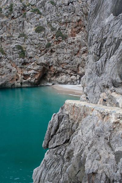 Spain, Mallorca, Sa Calobra