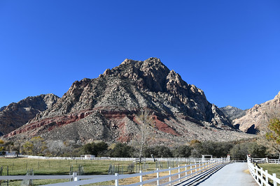 Spring Mountain Ranch State Park, Blue Diamond, Nevada
