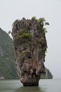 Khao Tapu (James Bond Island), Phang-Nga