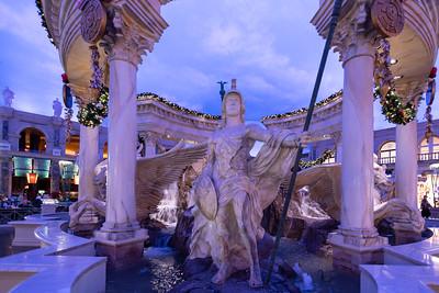 Forum Shoppes - The Atlantis Show