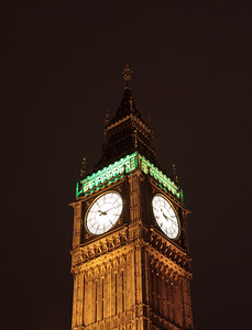 St. Stephens Tower (Big Ben)