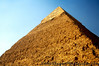 The Great Pyramid<br /> Giza Plateau<br /> Cairo, Egypt