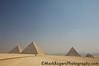 The pyramids of Giza<br /> Giza Plateau<br /> Cairo, Egypt