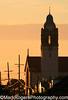 Saint Cecilia at Sunset<br /> San Francisco, California