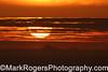 Sunset over the Farallons<br /> San Francisco, California