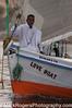Felucca Crewman<br /> Aswan, Egypt