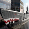 Submarine USS Torsk, part of the Maritime Museum in Baltimore, MD.