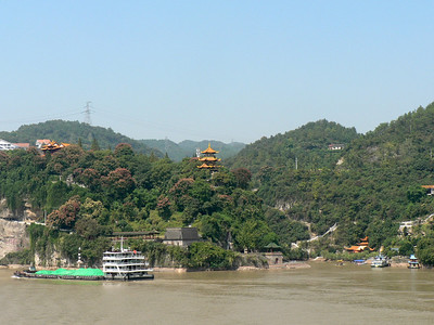 Three-Gorges Cruise