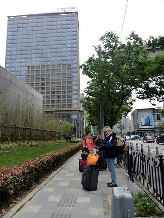 Shanghai, April 19