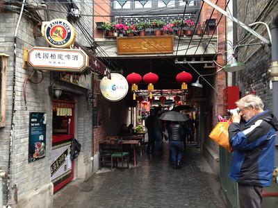 Shanghai, April 20