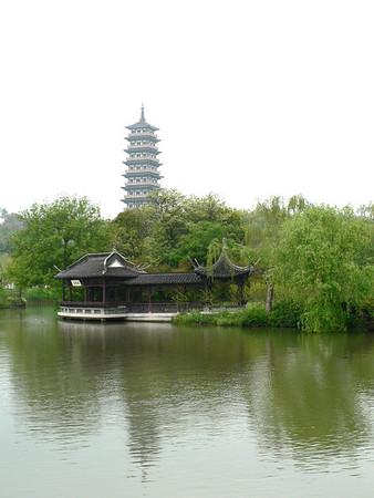 Yangzhou, April 23