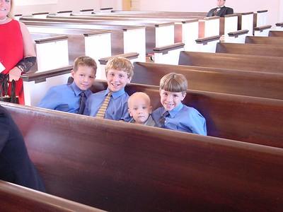 Hayden, Harrison, Cole & Connor