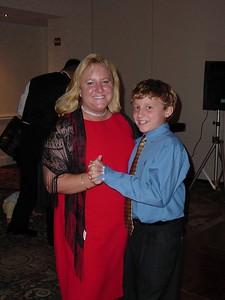 Harrison & Mom dancing