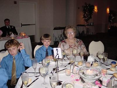 Harrison, Connor & Grandma Walker