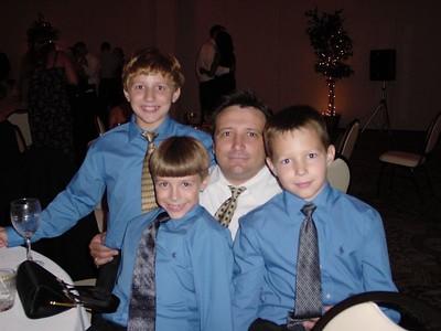Harry & the boys
