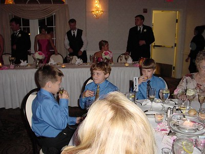 """The Jones Boys - """"Do you think they gave us real champaign?"""""""