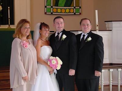Margaret, Heidi, Chris & Big Danny