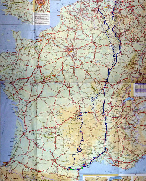 France-route-map