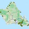 Oahu-map