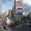 Downtown Tachikawa.