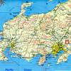 Tsukuba on map