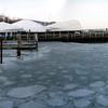 Petersen Marina with ice (1-16-10)