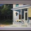 Edward Hopper, Seven A.M., 1948 - Whitney Museum - 2/1/16