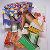 Frank Stella, GOBBA, ZOPPA, E COLLOTORTO, 1985 - Whitney Museum - 2/1/16
