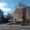 Baby Hospital along Broadway, NYC.