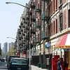 St Nicholas Ave between 160 and 165 Street.