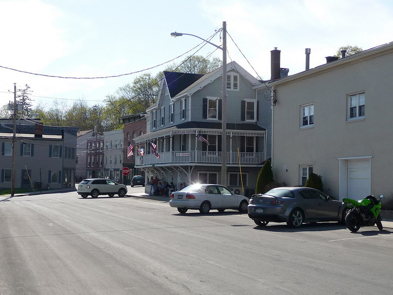 Downtown Village of Chester, NY