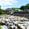 Potholes in the Deerfield River in Shelburne Falls (6/15/14).